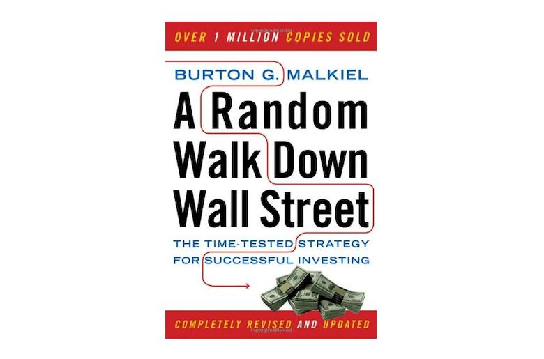 A Random Walk Down Wall Street / Best Investment Books