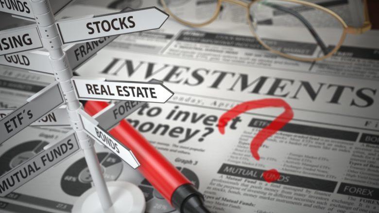Asset Allokation Konzept / Taktische Asset-Allokationsstrategien