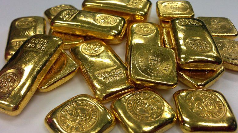 Gold Bullion Selection