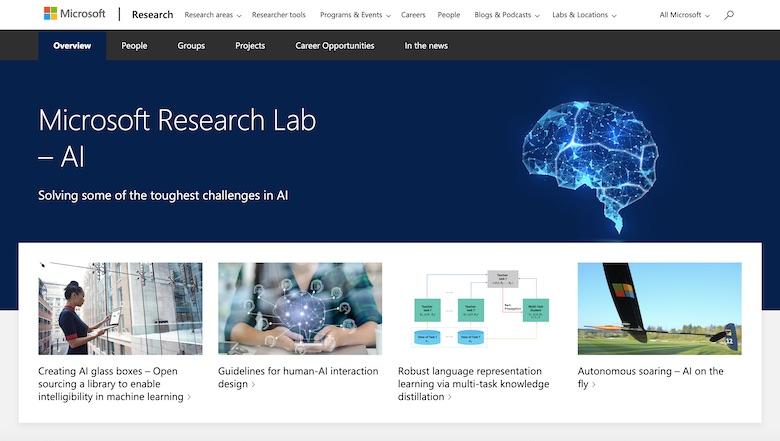 Microsoft Research Lab / A.I.