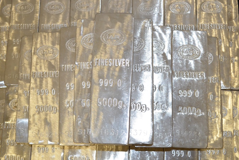 Silver Bullion / Gold Investment Alternative