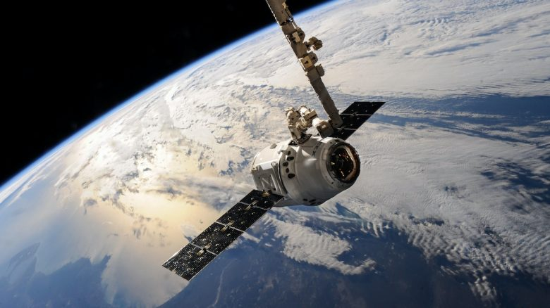 Space Satellite / SpaceX
