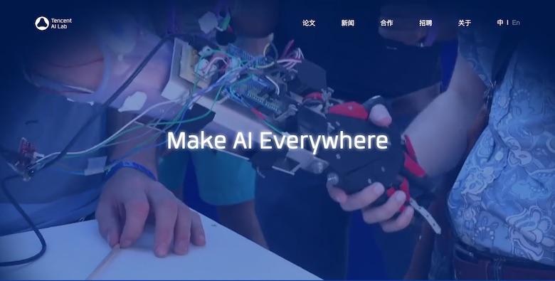 Tencent A.I. Lab