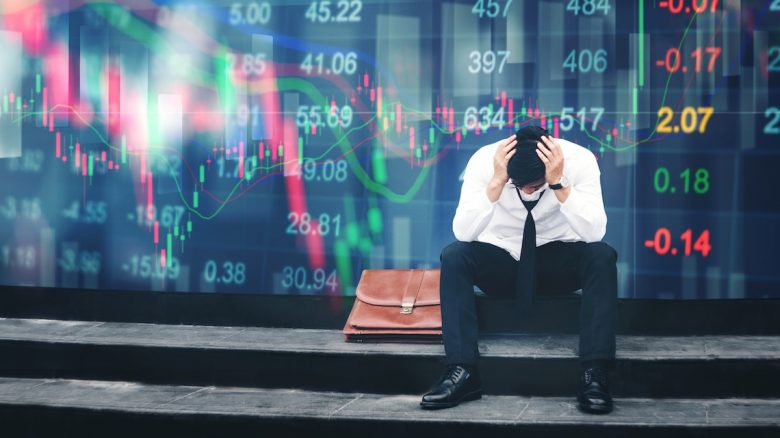 Trader / Globale Finanzkrise 2008
