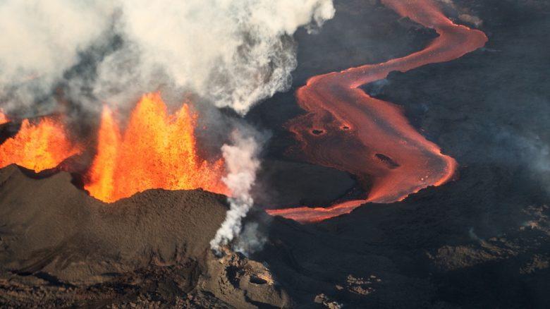 Volcanic Eruptions / Black Swan Event